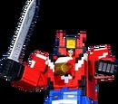Wild Prime Megazord