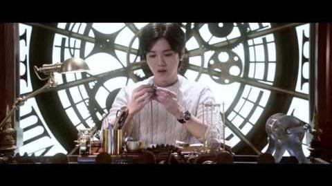 LuHan鹿晗 Promises诺言 剧情版MV