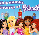 The Chipmunks Adventures With Friends