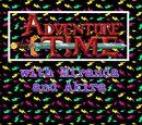 Adventure Time with Miranda and Akira