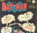 Batman Vol 1 19