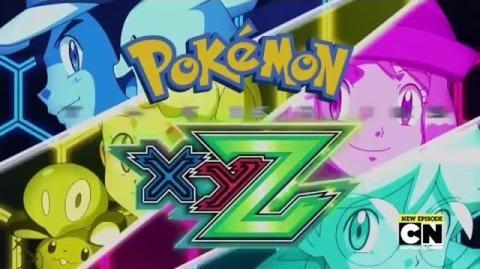HD Pokemon Season 19 Opening Stand Tall (The Series XYZ)