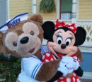 Duffy l'ours Disney