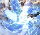 Elemento Rayo: Rasen Shuriken