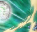 Elemento Tierra: Rasen Shuriken