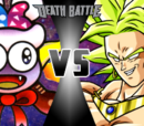 Marx VS Broly