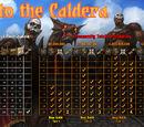 Into the Caldera