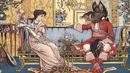 La Belle et la Bête conte illustration Walter Crane.png