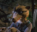 Marty the Weasel