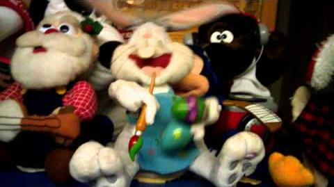Gemmy dancing Bugs Bunny