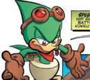Speedy (Pre-Super Genesis Wave)