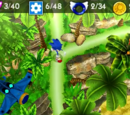 Sonic Boom: Shattered Crystal levels