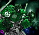 Optimus Prime (Green Lantern)