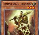 Elemental KNIGHT - Shine Squire