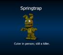Adventure Springtrap