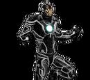 Iron Man Stealth Armor/Sunder4321