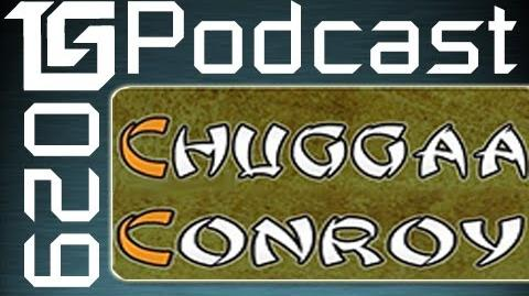 TGS Podcast 29 ft. Chuggaaconroy, Hosted by Total Biscuit & Dodger