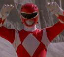 Red Power Rangers