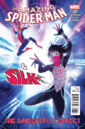 Amazing Spider-Man & Silk The Spider(fly) Effect Vol 1 1.jpg