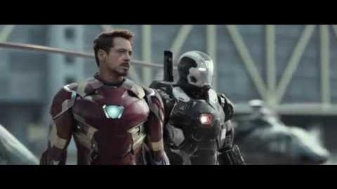 Captain America Civil War - Première bande-annonce VF HD