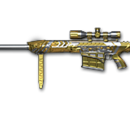 Barrett M82A1-Born Beast Noble Gold