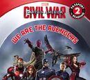 Captain America: Civil War: We Are The Avengers