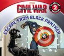 Captain America: Civil War: Escape From Black Panther