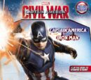 Captain America: Civil War: Captain America Versus Iron Man