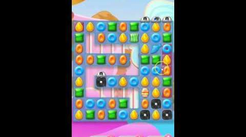Candy Crush Jelly Saga Level 135 No Boosters