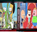 Death Battle:Sanjay and Craig vs Team Clarence