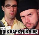 Dis Raps For Hire - Season 2 Episode 3: Nelson, Mark, Steven and Lucas