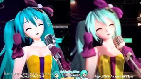 -Project DIVA- F 2nd Arcade Future Tone Kochira, Koufuku Anshin Iinkai desu