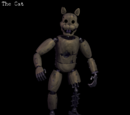 Withered Cat