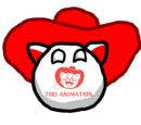 Toeiball/cat