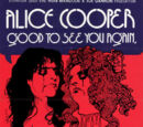 Good to See You Again, Alice Cooper (1974)