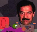 Saddam Husajn