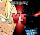 Goku VS Darkseid