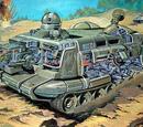 Bereznik Battle Tank