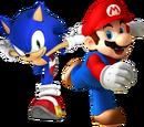 Mario y Sonic:Star Team