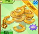 Golden Horseshoes