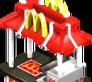 McDonald's Food Kiosk