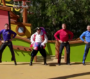 Captain's Barnyard Dance