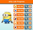 List of Jelly Lab Levels