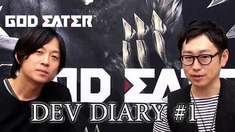 CuBaN VeRcEttI/Disponible el primer diario de desarrollo de God Eater: Resurrection y God Eater 2: Rage Burst
