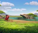 Pumbaa/Gallery/The Search for Utamu