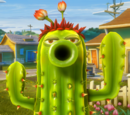 Plants vs. Zombies: Garden Warfare plants