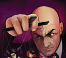 DC Comics Bombshells Vol 1/Textless Cover Images
