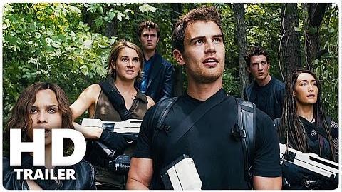 Allegiant Trailer Divergent 3 2016
