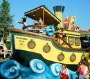 The Wonderful World of Disney Parade