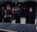 Funeral of King Francis